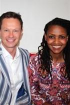 Jason Levin and Mokebe Thulo