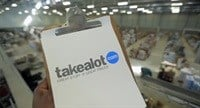 Takealot Google Glass - Another Delivery On Time!