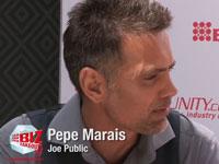 Pepe Marais - The Digital Edge Live 2014