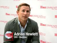 Adrian Hewlett - The Digital Edge Live 2014