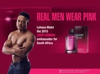 New ambassador for Joop! Lehasa Moloi