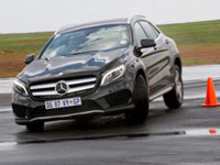 AMG gives small Mercs rocket power