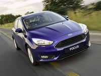 Ford sharpens its Focus