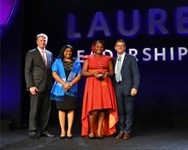 Lebo Sekhotla wins international university award, first African to do so