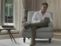 Bobby van Jaarsveld in new Netwerk24 campaign