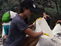 Contiki Storytellers: Chelsea Yamase talks plastic pollution