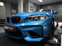 RGMotorsport celebrates 25 years with M2 upgrade
