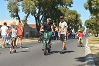 Ciclovia: Open Streets Days in Colombia