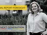 Next Generation: Annual Report Foresight