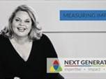 Next Generation: Measuring Impact
