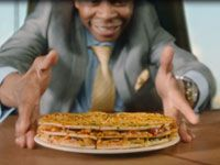 Feisty TVC for Debonairs Pizza from FCB Joburg 'Big Nyana'