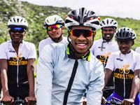 #BeautifulNews: Songezo Jim opening up roads for riders of tomorrow