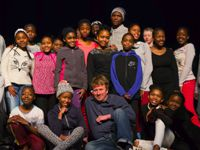 #BeautifulNews: The children setting the stage for a united Hillbrow
