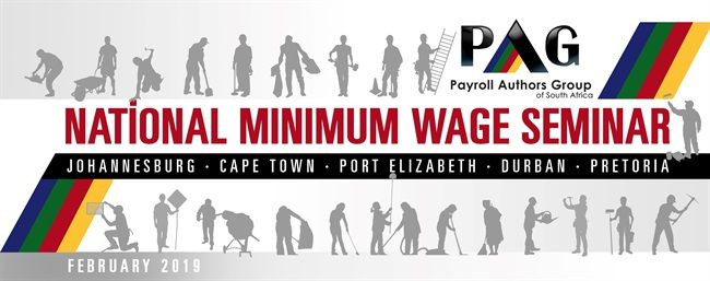 National Minimum Wage Act Seminar