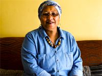 #BeautifulNews: Farieda Abrahams reclaims the story of District Six