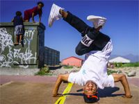 #BeautifulNews: B-boying spins this community in a fresh direction