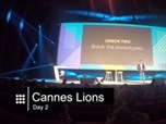 #CannesLions2019: Highlights from Day 2