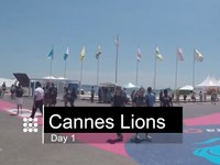 #CannesLions2019: Highlights from Day 1