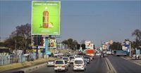 Alliance Media, Zambia's leader in billboard and airport advertising