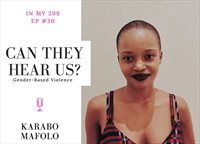 In My 20s podcast tackles gender-based violence in SA