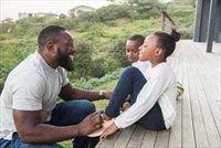 Springbok prop Tendai 'The Beast' Mtawarira shows off his parenting in new Dove Men+Care campaign