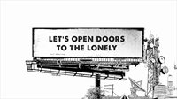 TBWA\WorldHealth's interactive calendar tackles loneliness in UK, US