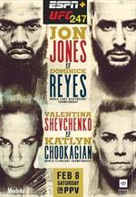 UFC 247 Live
