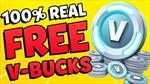 free v bucks generator no human verification