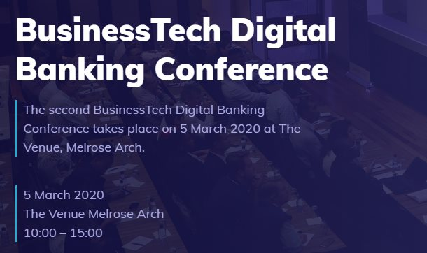 BusinessTech Digital Banking Conference
