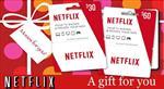 Netflix Unlimited Gift Code Updated 2020