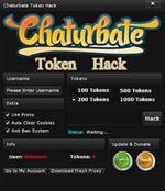 Cheat Chaturbate Hack Free Tokens 2020