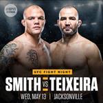 UFC Fight Night 173 Smith vs. Teixeira Live Stream