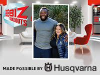 Husqvarna and Tendai 'The Beast' Mtawarira offer empowering message of resilience