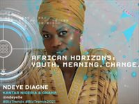 #BizTrends2021: Ndeye Diagne: African Horizons: Youth. Meaning. Change.