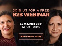 Success by Design 'B2B in Africa for Africa' webinar ft. Bizcommunity