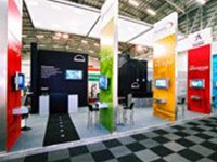 Scan-built exhibit is 'Best Stand' at Oil Africa 2006
