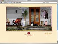 FCB Impact 361º gives Klipdrift a home on the web