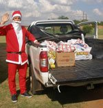 FCB Johannesburg's Xmas Party for disadvantaged children a great success