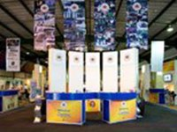 Scan builds largest exhibition stand in Africa
