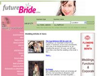 New Future Bride site