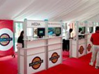 Scan Display creates SA's biggest temporary exhibition for a business event