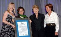 Hazel Friedman – Vodacom Journalist of the Year 2007