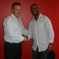 Lucas Radebe means business with PenQuin International Group acquisition
