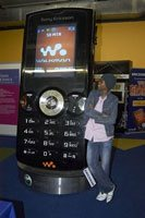Officially the world's largest cellphone