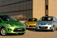 Mazda2 is the South African Car of the Year