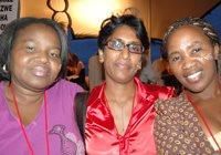 Fikile Shange, Jessie Naidoo and Khethiwe Ngcobo