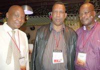 Vuma Mfeka, Themba Duma and Themba Mvelase