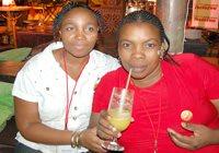 Mabusi Shibase and Hloniphile Mbambo