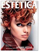 International hair fashion magazine publishes autumn appeal