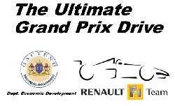 Red Cherry takes the Ultimate Grand Prix Drive